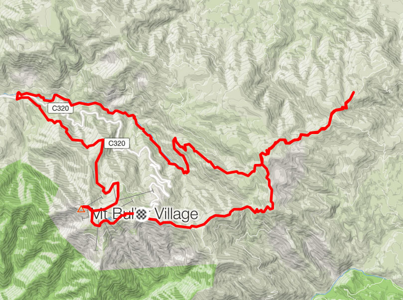 how to map a run on strava