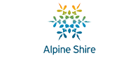 alpine shire logo side bar